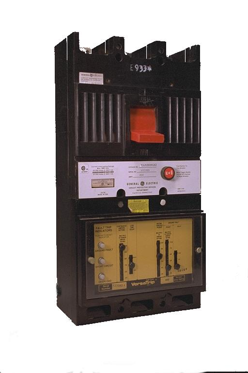 General Electric Molded Case Circuit Breakers by Southland Electrical Supply