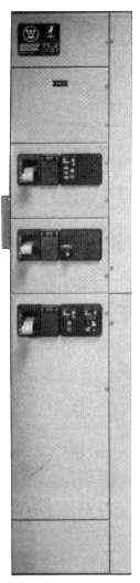 Westinghouse Motor Control Centers